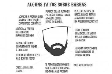 La barba: ¿signe d'identitat o poca afició a l'aigua i el sabó?